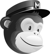 Mailchimp mark dark